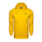 Under Armour Gold Performance Sweats Team Hoodie-UC Irvine Anteaters Arched