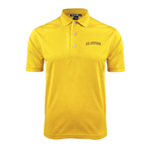Gold Dry Mesh Polo-UC Irvine Anteaters Arched