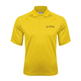 Gold Dri Mesh Pro Polo-UC Irvine Anteaters Arched