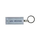 Turbo Silver Flashlight Key Holder-UC Irvine