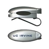 Silver Bullet Clip Sunglass Holder-UC Irvine