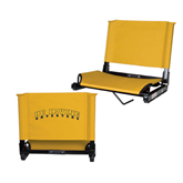 Stadium Chair Gold-UC Irvine Anteaters Arched