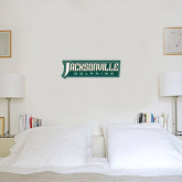 6 in x 2 ft Fan WallSkinz-Jacksonville Dolphins Word Mark