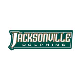 Medium Decal-Jacksonville Dolphins Word Mark, 8 inches wide