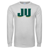White Long Sleeve T Shirt-JU