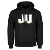 Black Fleece Hoodie-JU