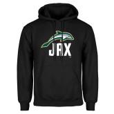 Black Fleece Hoodie-Dolphin JAX