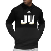 Adidas Black Team Issue Hoodie-JU
