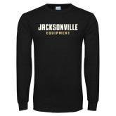 Black Long Sleeve T Shirt-Equipment