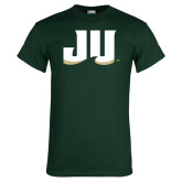 Dark Green T Shirt-JU