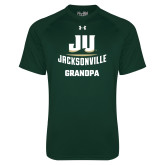 Under Armour Dark Green Tech Tee-Grandpa
