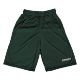 Performance Classic Dark Green 9 Inch Short-Jacksonville Dolphins Word Mark