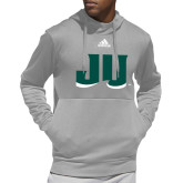 Adidas Grey Team Issue Hoodie-JU