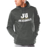 Under Armour Carbon Armour Fleece Hoodie-Primary Logo