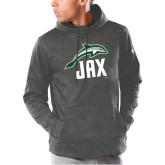 Under Armour Carbon Armour Fleece Hoodie-Dolphin JAX