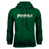 Dark Green Fleece Hood-Grandpa