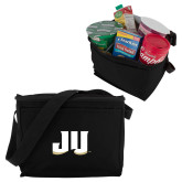 Six Pack Black Cooler-JU