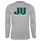 Performance Platinum Longsleeve Shirt-JU
