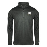 Russell Charcoal Heather 1/4 Zip-JU