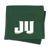 Dark Green Sweatshirt Blanket-JU