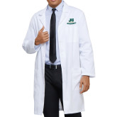 Mens White Lab Coat-Primary Logo