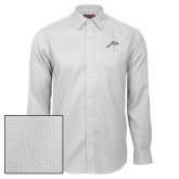 Red House White Diamond Dobby Long Sleeve Shirt-Dolphin