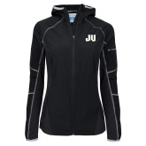 Columbia Ladies Sweet As Black Hooded Jacket-JU