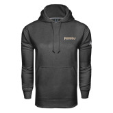 Under Armour Carbon Performance Sweats Team Hood-Jacksonville Dolphins Word Mark