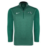 NIKE Coaches Green 1/4 Zip-