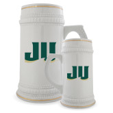 Full Color Decorative Ceramic Mug 22oz-JU