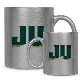 Full Color Silver Metallic Mug 11oz-JU