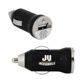 On the Go Black Car Charger-Primary Logo