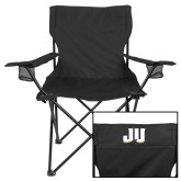 Deluxe Black Captains Chair-JU