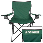 Deluxe Green Captains Chair-JU