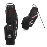 Callaway Hyper Lite 5 Black Stand Bag-Primary Logo