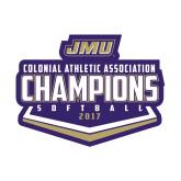 Small Decal-CAA 2017 Softball Champions