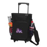 30 Can Black Rolling Cooler Bag-Duke Dog