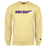 Champion Vegas Gold Fleece Crew-James Madison Two Tone