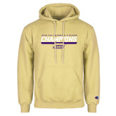 Champion Vegas Gold Fleece Hoodie-Swimming and Diving Champions