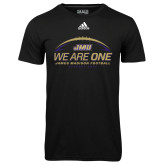 Adidas Climalite Black Ultimate Performance Tee-We Are One - Kickoff 2017
