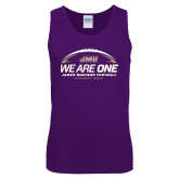Purple Tank Top-We Are One - Kickoff 2017