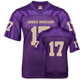 Replica Purple Adult Football Jersey-#17