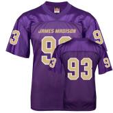 Replica Purple Adult Football Jersey-#93