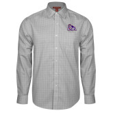 Red House Grey Plaid Long Sleeve Shirt-Duke Dog
