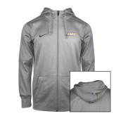 NIKE Heather Sideline Therma Full Zip Hoody-