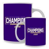Full Color White Mug 15oz-2018 Womens Lacrosse National Championship #2