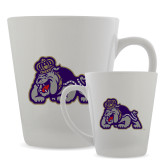 Full Color Latte Mug 12oz-Duke Dog