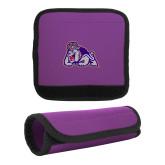 Neoprene Purple Luggage Gripper-Duke Dog