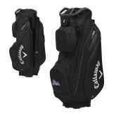 Callaway Org 14 Black Cart Bag-Duke Dog