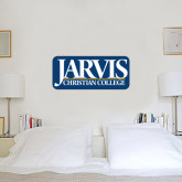 1 ft x 2 ft Fan WallSkinz-Jarvis Christian College - Institutional Mark